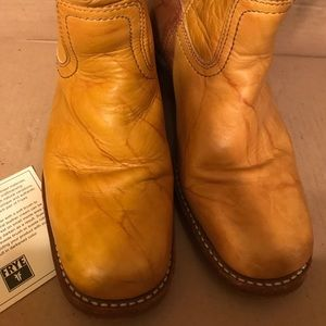 New Frye boots size 6.5